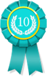 Best Drug Counseling Center Awards by 10 Best Rehab Honor Facilities