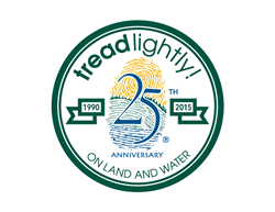 Become a Tread Lightly! partner or member today and start supporting access, education and stewardship at www.treadlightly.org.