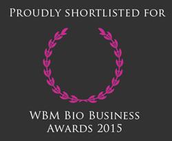 WBM Award Logo