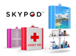 SkyPod Launch Promises to Maximize Home Vertical Storage Space
