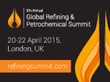 Sinopec confirmed to speak at the 9th Annual Global Refining & Petrochemical Summit | 20th - 22nd April 2015, The Hague, Netherlands