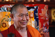 HE Garchen Rinpoche in Seattle, 2013. Photo by Katia Roberts.