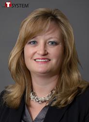 Janie Schumaker, RN, BSN, MBA, CEN, CPHQ, FABC, T-System Chief Nursing Officer