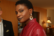 Adina Porter wearing Shaftel Diamonds