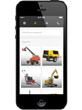 Easily order construction equipment anytime, anywhere