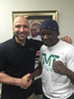 Abdallah and Mayweather Sr. Unite