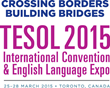 TESOL and ETS Name 2015 TESOL Award Recipient for Distinguished...
