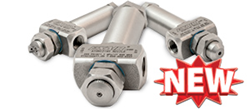 EXAIR's New Stainless Steel Atomizing Nozzles