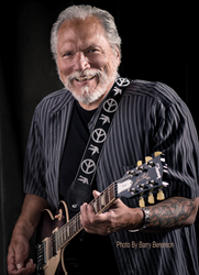 "Rock and Roll Hall of Famer, Jorma Kaukonen ""Ain't In No Hurry,"" as says his new solo recording."