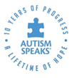 Autism Speaks Marks Ten Years of Progress