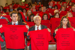 T-shirts to commemorate the Khojaly victims