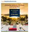 64% OFF to Call Dominican Republic on Independence Day with...