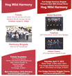 Hog Wild Harmony - Motorcycle Gang Performance Information