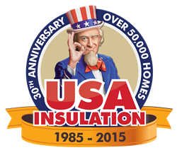 USA Insulation Celebrates 30 Years of Home Foam Insulation