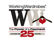 Working Wardrobes Celebrates 25 Years, More than 80,000 Clients