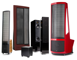 MartinLogan Product Lineup