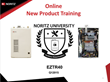 The training sections offer a complete overview of the EZTR40 and a step-by-step review of the installation process.