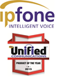 IPFone Receives 2015 Unified Communications Product of the Year Award