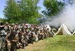 Thousands flock to Ulysses S. Grant home for Civil War reenactment