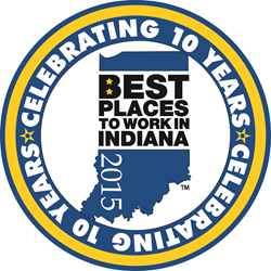 2015 Best Places to Work in Indiana