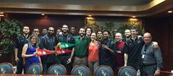 Florida National University (FNU) Basketball Team, Conquistadors, Clinch Bid to USCAA 2015 National Tournament