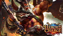 Heroes Charge Announces Thrilling New Heroes, Dungeons and Arenas