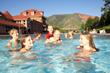 swimming at Glenwood Hot Springs Pool