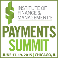 The Institute of Finance & Management Announces ibml as 2015 Payments Summit Title Sponsor