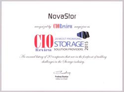 CIO Review Award