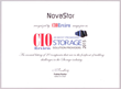 CIO Review recognizes NovaStor's Backup Software as one of the Most...