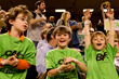 Colonial Athletic Association Hosting Kids Programs at 2015...