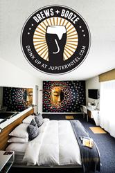 The Buddah Room at the Jupiter Hotel, Portland, Oregon. #craftbeer #portland #boutique #hotel #travel #beer #PDXNow