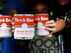 Dutch Bros. Coffee Dutch Luv Day