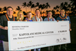 In 2014 Ko Olina presented Kapi'olani Medical Center the proceeds raised from the Ko Olina Children's Film & Music Festival