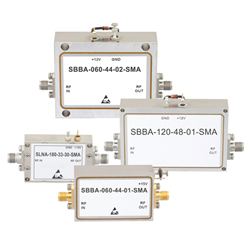 New Broadband Amplifiers from Fairview Microwave