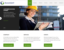 Juice Marketing Redesigns Website for Sage Construction Software Partner