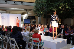 Last year's Spring 2014 Style Blooms Runway Show at The Bellevue Collection. Photo: Team Photogenic.