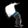FlashBender 2 Large Reflector Backwards Bounce