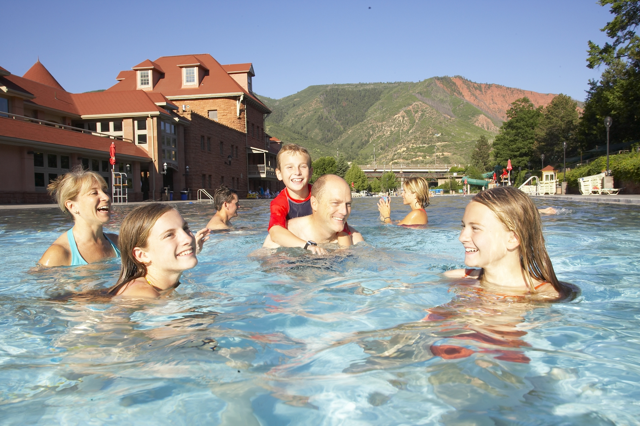 Glenwood Hot Springs Named A Best Hotel Pool In Usa Today