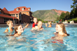 swimming at Glenwood Hot Springs Pool