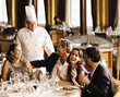 Enjoy fine dining with friends, vintners and chefs