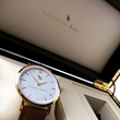 Lancaster Roberts Is A New Luxury Watch Company Launching Their 1st...