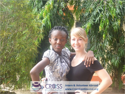 Volunteer Abroad Teaching and Assisting Orphans in Africa