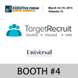 TargetRecruit Exhibits at 2015 SIA Executive Forum in Orlando