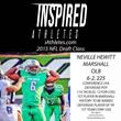 Neville Hewitt Marshall Football NFL