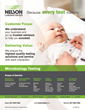 Nelson Laboratories Scope of Medical Device Testing & Consulting Services