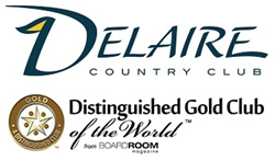Delaire Country Club - Distinguished Gold Club of the World