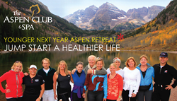 Aspen Club Younger Next Year Total Immersion Retreat