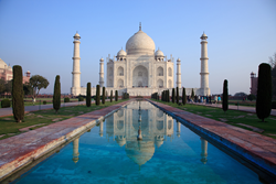 Taj Mahal, Agra, India Realogics Sotheby's International Realty