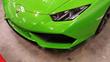 Famous Autosports Lamborghini Huracan Carbon Fiber Skid Plate Lip